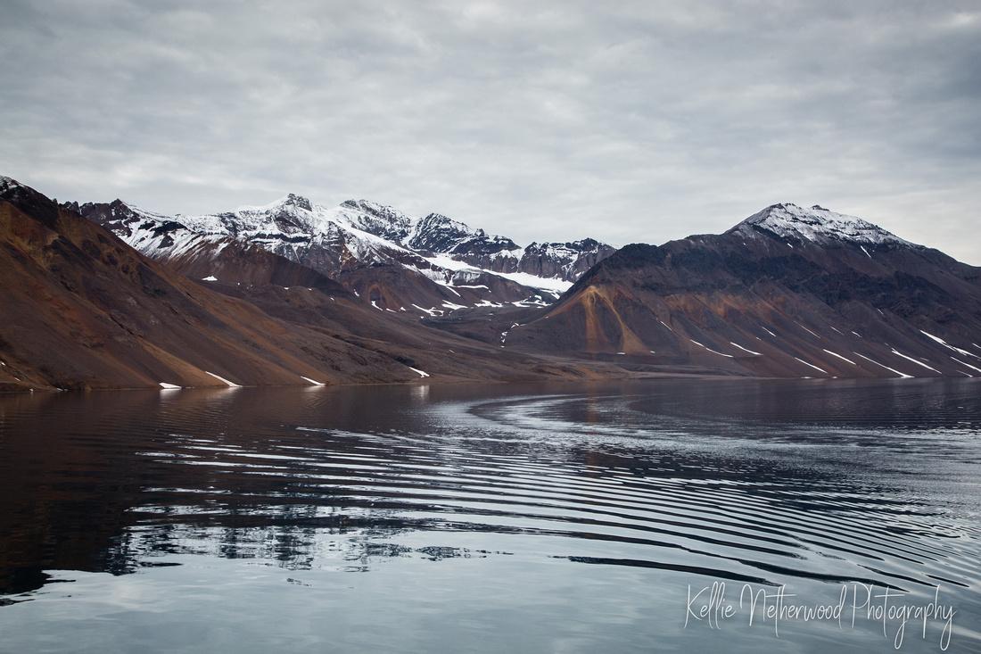 Kong Oscar Fjord East Greenland