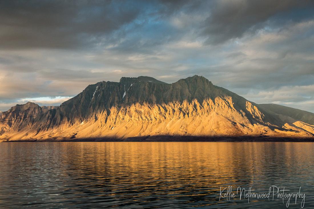 Segelsallskapet Fjord East Greenland
