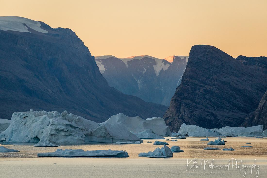 Nordvestfjord East Greenland